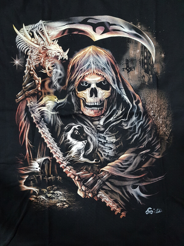 Shirt Grim Reaper Suuskes Usa Shop